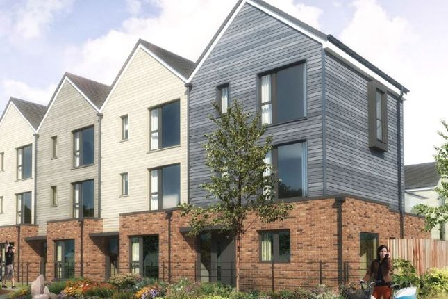 Thumbnail End terrace house for sale in Countess Way, Broughton, Milton Keynes