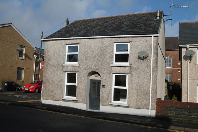 Thumbnail Detached house for sale in King Street, Brynmawr, Blaenau Gwent