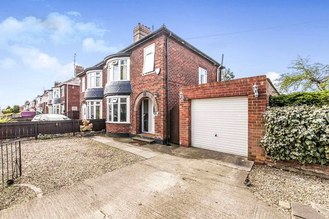 3 bed semi-detached house for sale in Durham Road, Stockton-On-Tees