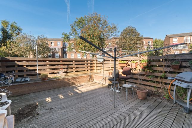 Thumbnail Terraced house to rent in Prioress Street, London