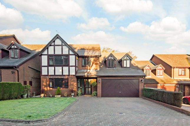 Thumbnail Detached house for sale in The Oaks, Harborne, Birmingham