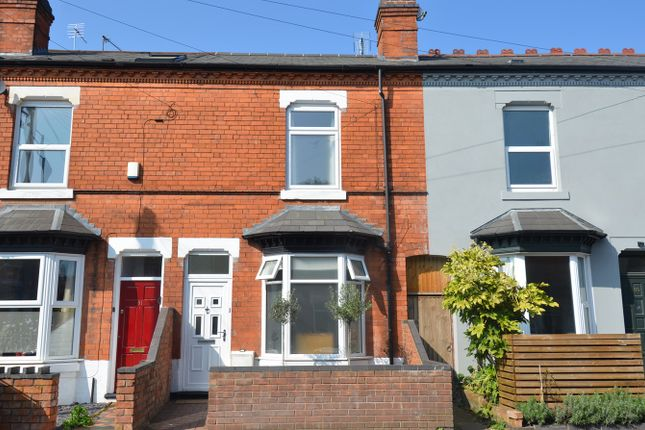 Thumbnail Terraced house for sale in Addison Road, Kings Heath, Birmingham