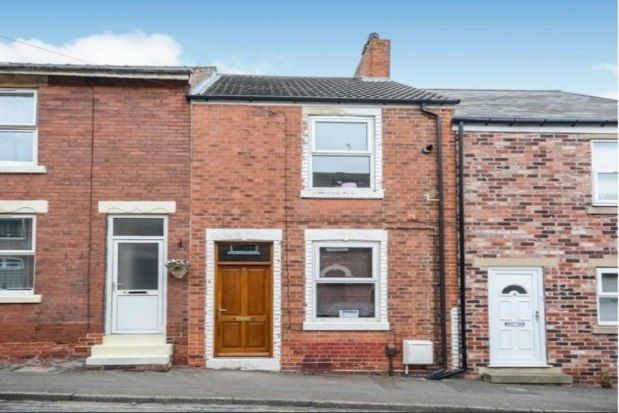 Thumbnail Terraced house to rent in Staveley, Chesterfield
