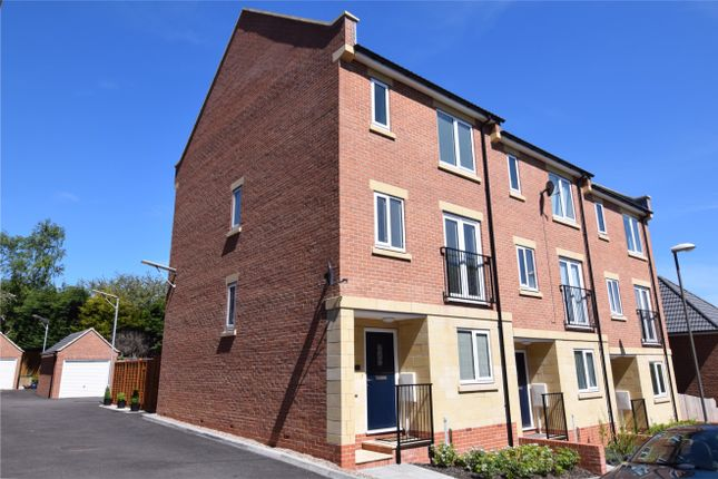 Thumbnail Town house for sale in Devonshire Court, Devonshire Avenue, Allestree, Derby