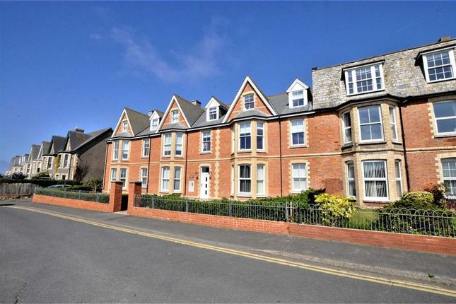 Thumbnail Flat for sale in Morwenna House, Summerleaze Crescent, Bude, Cornwall