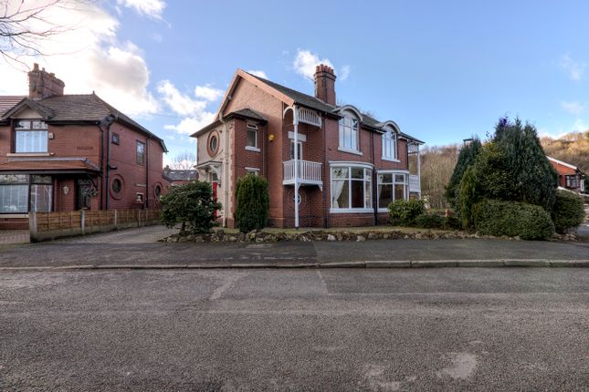 Thumbnail Semi-detached house to rent in Shore Avenue, Shaw, Oldham