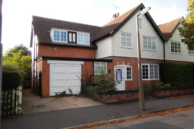 Thumbnail Semi-detached house to rent in The Park, Newark