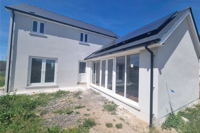 Thumbnail Detached house for sale in Green Haven, Monkton, Pembrokeshire