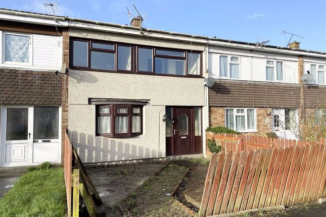 Thumbnail Terraced house for sale in Biddulph Estate, Llanelli