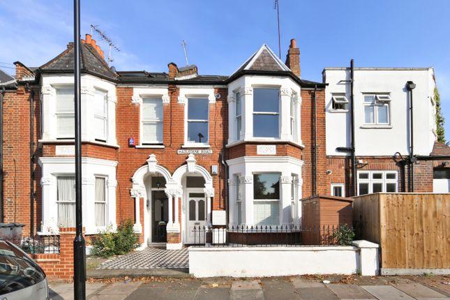 Thumbnail Flat for sale in Hazledene Road, London