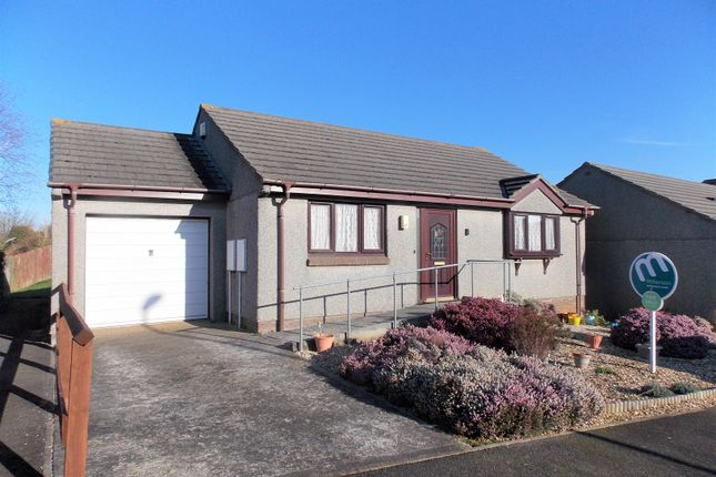 Thumbnail Detached bungalow for sale in Treloweth Way, Pool, Redruth