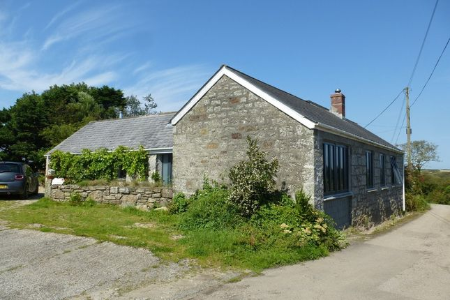 Thumbnail Barn conversion for sale in Middle Kemyell, Lamorna, Penzance