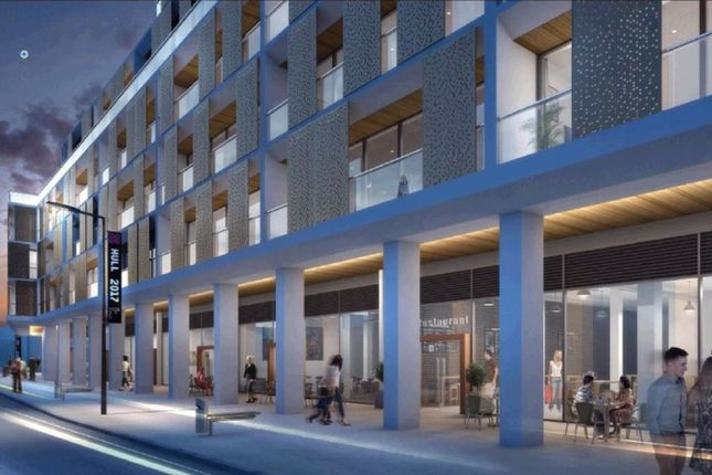 Thumbnail Flat for sale in King William House, Hull
