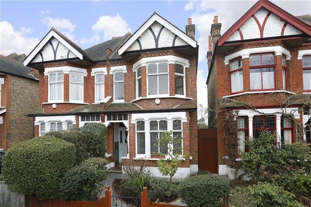 Thumbnail Semi-detached house for sale in Woodwarde Road, London