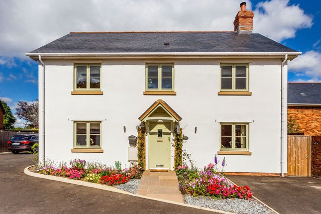 Thumbnail Detached house to rent in Worsdell Close, Netheravon, Salisbury