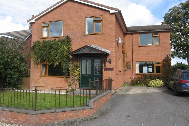 Thumbnail Detached house to rent in Lyth Bank, Lyth Hill, Shrewsbury