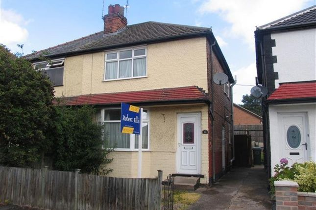 Thumbnail Semi-detached house to rent in Marton Road, Chilwell
