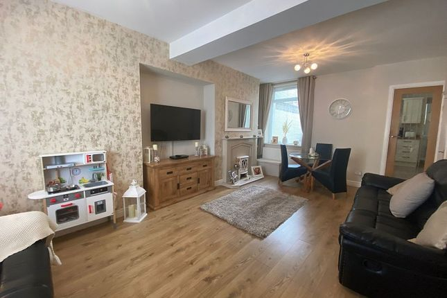 4 bed terraced house for sale in Upper St. Albans Road, Treherbert, Treorchy, Rhondda, Cynon, Taff. CF42