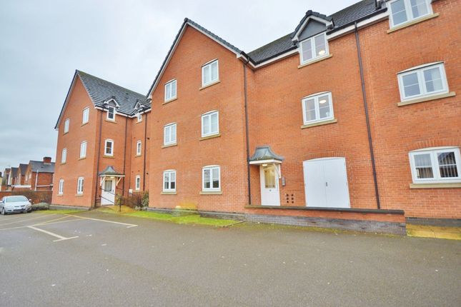Thumbnail Flat to rent in Whytehall Court, Long Eaton