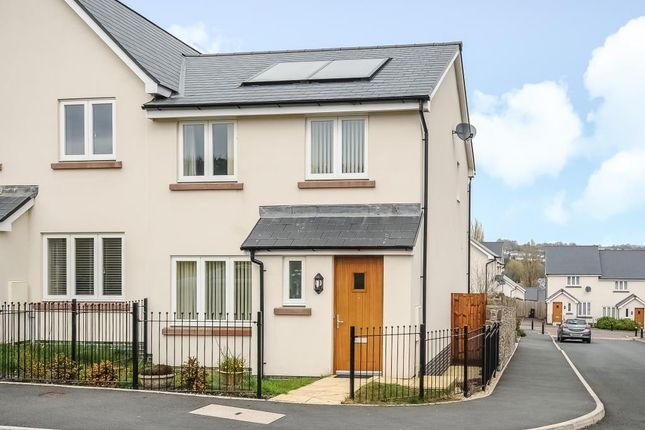 3 bed semi-detached house for sale in St Davids Park, Llanfaes, Brecon