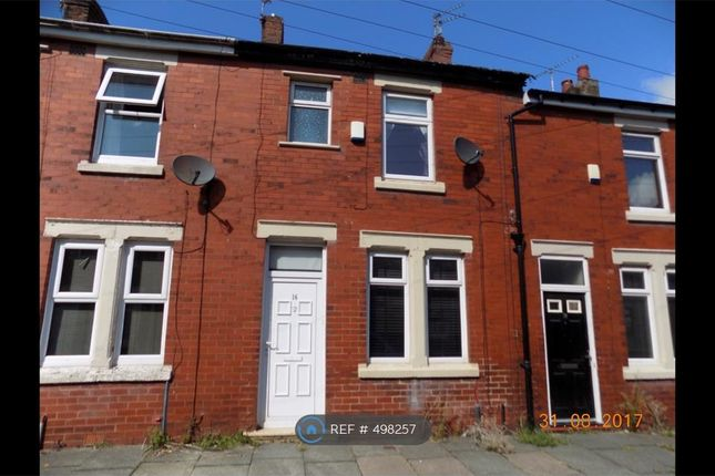 Thumbnail Terraced house to rent in Camden Road, Blackpool