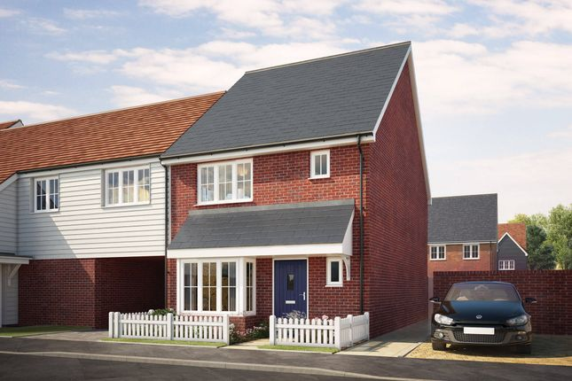 Thumbnail Semi-detached house for sale in Keepers Cottage Lane, Off Hall Road, Wouldham, Kent
