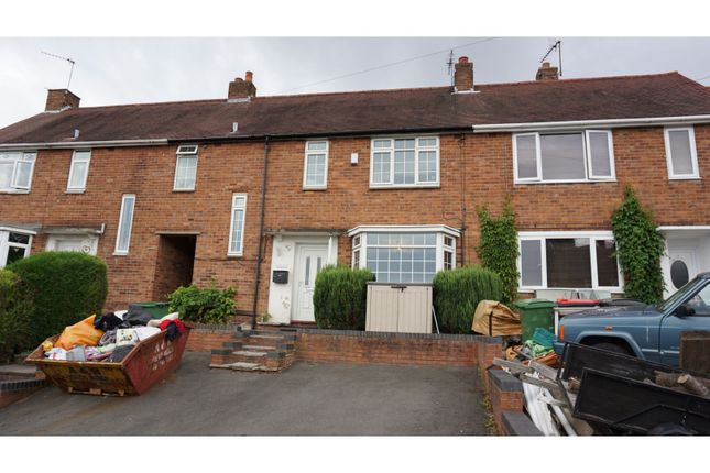 Thumbnail Terraced house for sale in Rowan Rise, Kingswinford