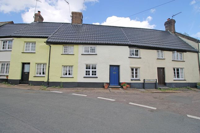 Thumbnail Terraced house for sale in Church Stile Lane, Woodbury, Exeter