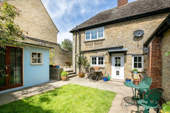 Thumbnail Semi-detached house for sale in Merton Road, Ambrosden, Bicester
