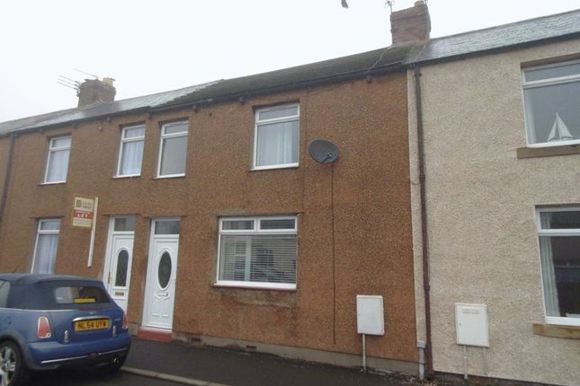 Thumbnail Terraced house to rent in Acklington Street, Amble, Morpeth