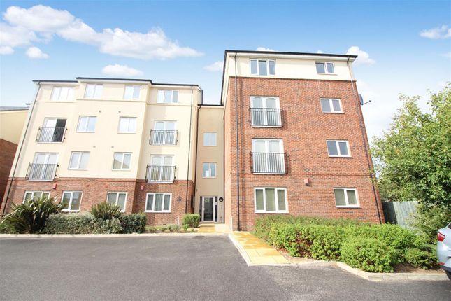 Exterior of Maple Court, Seacroft, Leeds LS14