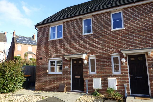 Thumbnail Property to rent in Obama Grove, Rogerstone, Newport