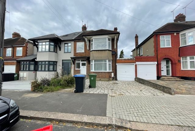 Thumbnail End terrace house to rent in Valley Drive, Kingsbury