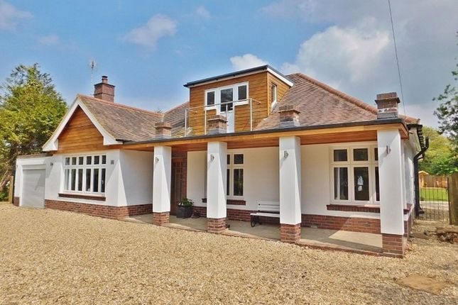 Thumbnail Detached bungalow for sale in Old Street, Hill Head, Fareham