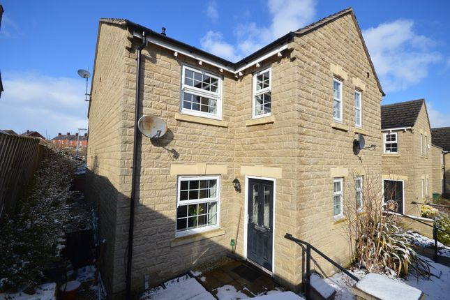 Thumbnail End terrace house for sale in Gardeners Walk, Skelmanthorpe, Huddersfield