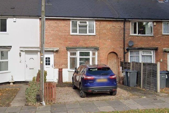 Thumbnail Property to rent in Hob Moor Road, Yardley, Birmingham