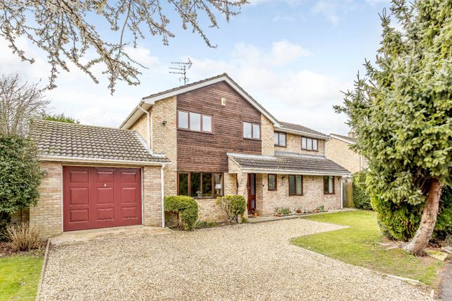 5 bed detached house for sale in Holmewood, Holme, Peterborough PE7