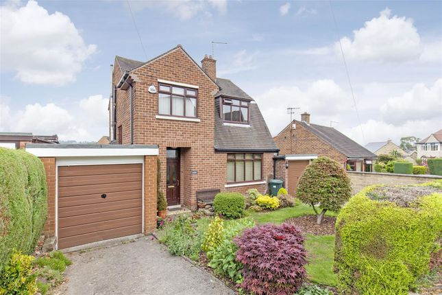 Thumbnail Detached house for sale in Cross Lane, Dronfield