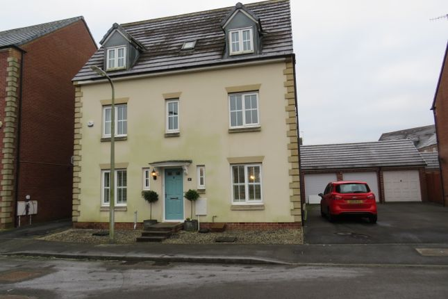 Thumbnail Detached house for sale in Porth Y Gar, Llanelli
