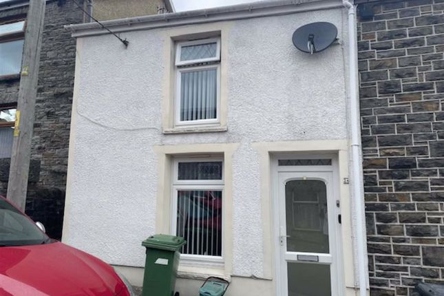 Thumbnail Terraced house for sale in Stream Street, Mountain Ash