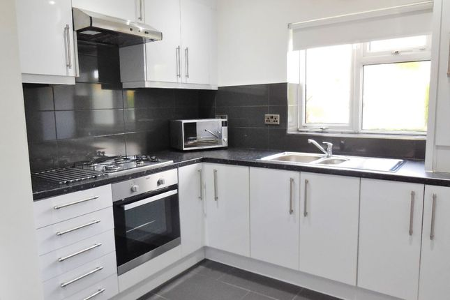 Thumbnail Semi-detached house to rent in Aberporth Road, Cardiff