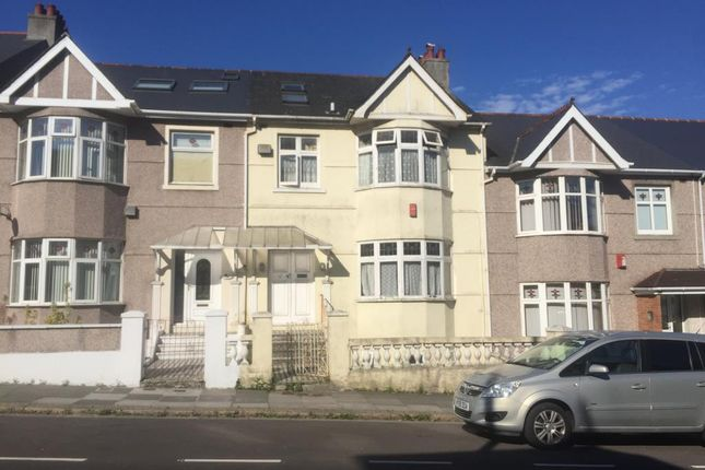 Thumbnail Flat for sale in Flat 2, 37 Peverell Park Road, Plymouth, Devon