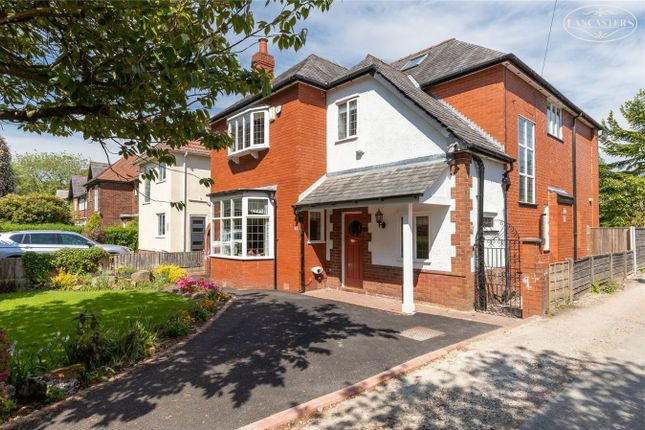 Thumbnail Detached house for sale in Regent Road, Lostock, Bolton