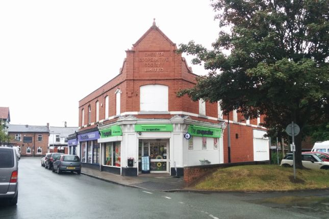 Thumbnail Retail premises for sale in Walker Street, Hoole, Chester