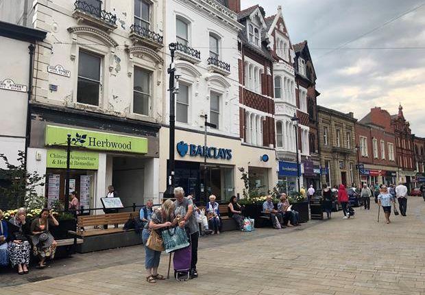 Thumbnail Retail premises to let in Hope Street, Wrexham
