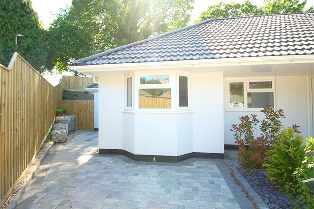 Thumbnail Semi-detached bungalow for sale in Hamble Road, Poole, Dorset