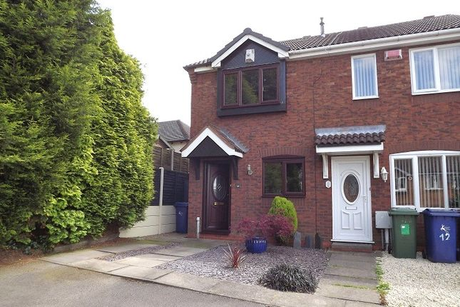 2 bed end terrace house to rent in Turner Close, Heath Hayes