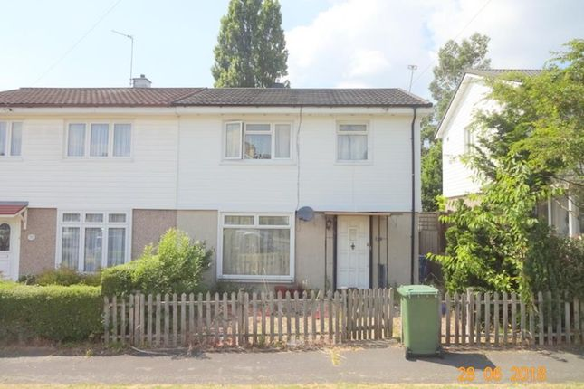 Thumbnail End terrace house to rent in Boxtree Lane, Harrow Weald