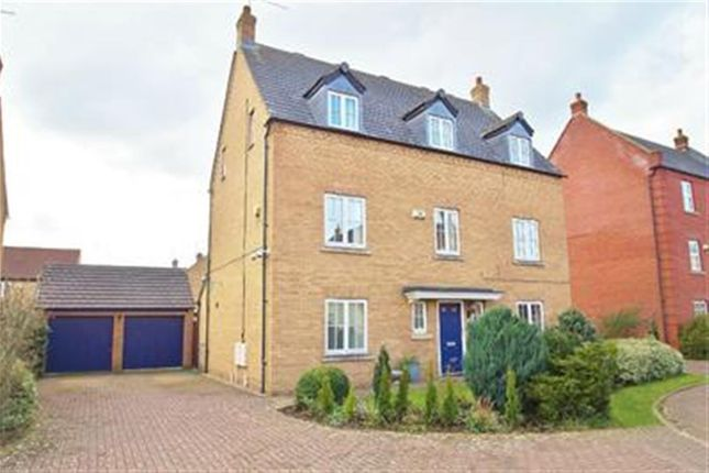 Thumbnail Detached house for sale in Shearwater Drive, Rugby