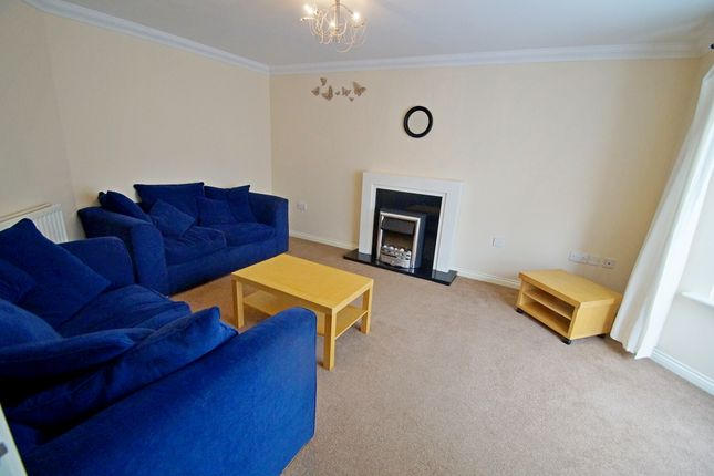 Thumbnail Semi-detached house for sale in Herons Court, Durham